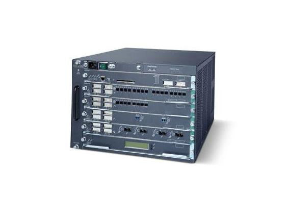 Hardware CISCO7606 - Cisco 7606, EN, Fast EN, Gigabit EN, Modular Expansion Base Router Cisco Router Transceiver Module