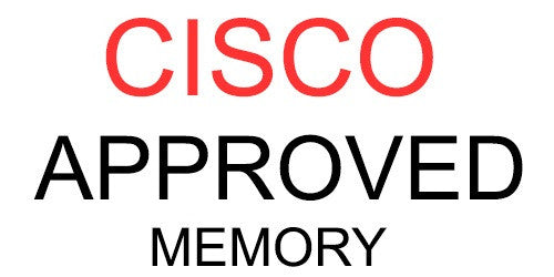 Memory 16MB Approved Memory Upgrade for Cisco 1700 Series Routers (p/n MEM17XX-32U48D) Router Memory Transceiver Module