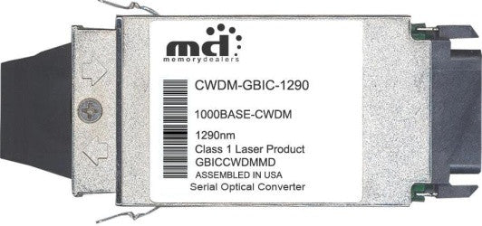 Cisco GBIC Transceivers CWDM-GBIC-1290 (100% Cisco Compatible) GBIC Transceiver Module