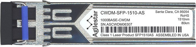 Cisco SFP Transceivers CWDM-SFP-1510-AS (Agilestar Original) SFP Transceiver Module