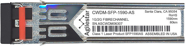 Cisco SFP Transceivers CWDM-SFP-1590-AS (Agilestar Original) SFP Transceiver Module