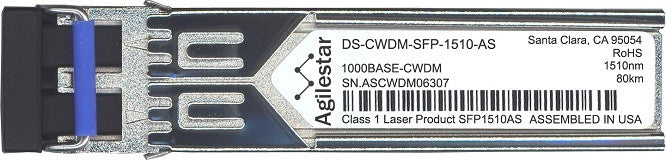 Cisco SFP Transceivers DS-CWDM-SFP-1510-AS (Agilestar Original) SFP Transceiver Module