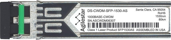 Cisco SFP Transceivers DS-CWDM-SFP-1530-AS (Agilestar Original) SFP Transceiver Module