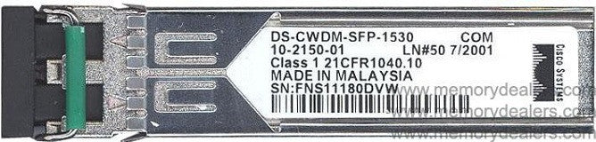 Cisco SFP Transceivers DS-CWDM-SFP-1530 (Cisco Original) SFP Transceiver Module