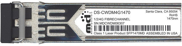 Cisco SFP Transceivers DS-CWDM4G1470 (100% Cisco Compatible) SFP Transceiver Module