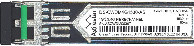 Cisco SFP Transceivers DS-CWDM4G1530-AS (Agilestar Original) SFP Transceiver Module