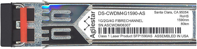 Cisco SFP Transceivers DS-CWDM4G1590-AS (Agilestar Original) SFP Transceiver Module