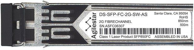Cisco SFP Transceivers DS-SFP-FC-2G-SW-AS (Agilestar Original) SFP Transceiver Module