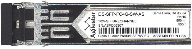 Cisco SFP Transceivers DS-SFP-FC4G-SW-AS (Agilestar Original) SFP Transceiver Module