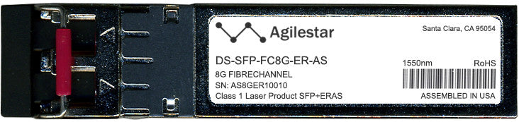Cisco SFP+ Transceivers DS-SFP-FC8G-ER-AS (Agilestar Original) SFP+ Transceiver Module