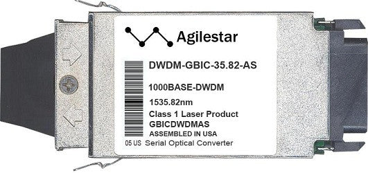 Cisco GBIC Transceivers DWDM-GBIC-35.82-AS (Agilestar Original) GBIC Transceiver Module