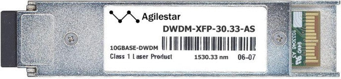 Cisco XFP Transceivers DWDM-XFP-30.33-AS (Agilestar Original) XFP Transceiver Module