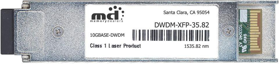 Cisco XFP Transceivers DWDM-XFP-35.82 (100% Cisco Compatible) XFP Transceiver Module