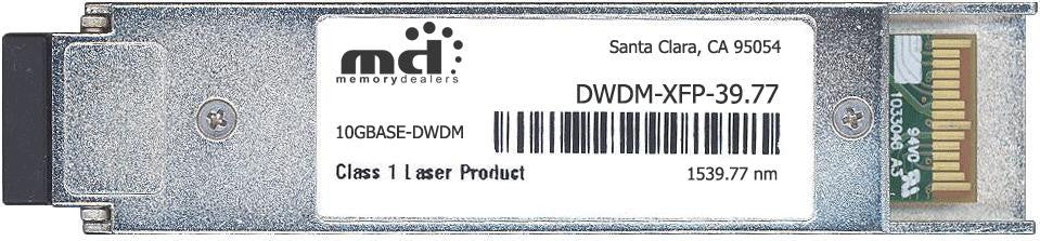 Cisco XFP Transceivers DWDM-XFP-39.77 (100% Cisco Compatible) XFP Transceiver Module