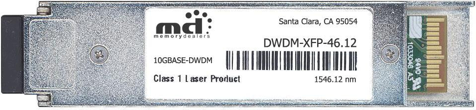 Cisco XFP Transceivers DWDM-XFP-46.12 (100% Cisco Compatible) XFP Transceiver Module