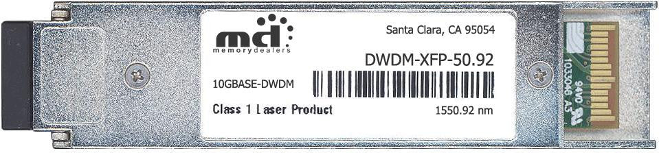 Cisco XFP Transceivers DWDM-XFP-50.92 (100% Cisco Compatible) XFP Transceiver Module