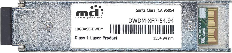Cisco XFP Transceivers DWDM-XFP-54.94 (100% Cisco Compatible) XFP Transceiver Module
