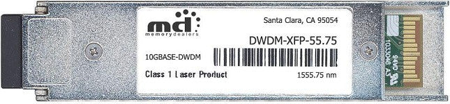 Cisco XFP Transceivers DWDM-XFP-55.75 (100% Cisco Compatible) XFP Transceiver Module