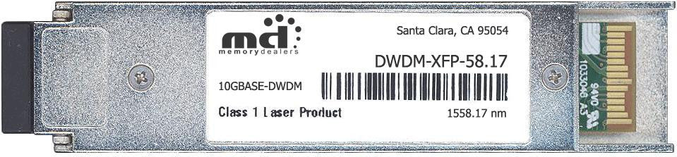 Cisco XFP Transceivers DWDM-XFP-58.17 (100% Cisco Compatible) XFP Transceiver Module