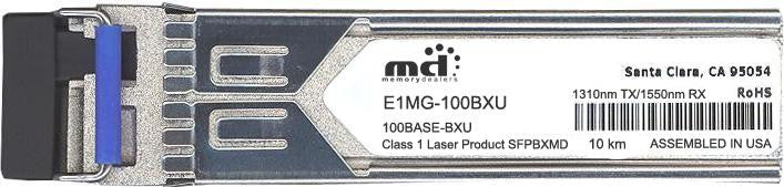 Foundry Networks E1MG-100BXU (100% Foundry Compatible) SFP Transceiver Module
