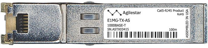 Foundry Networks E1MG-TX-AS (Agilestar Original) SFP Transceiver Module