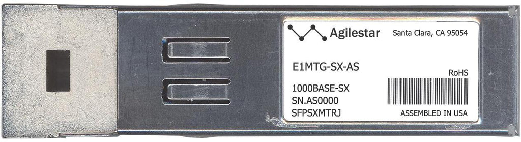 Foundry Networks E1MTG-SX-AS (Agilestar Original) SFP Transceiver Module