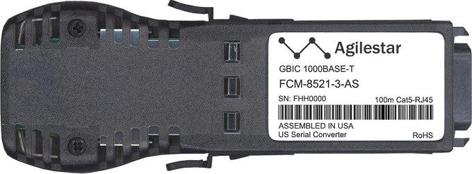 Finisar FCM-8521-3-AS (Agilestar Original) GBIC Transceiver Module