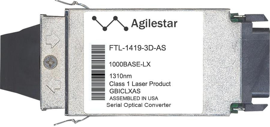 Finisar FTL-1419-3D-AS (Agilestar Original) GBIC Transceiver Module
