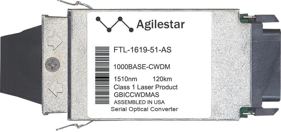 Finisar FTL-1619-51-AS (Agilestar Original) GBIC Transceiver Module
