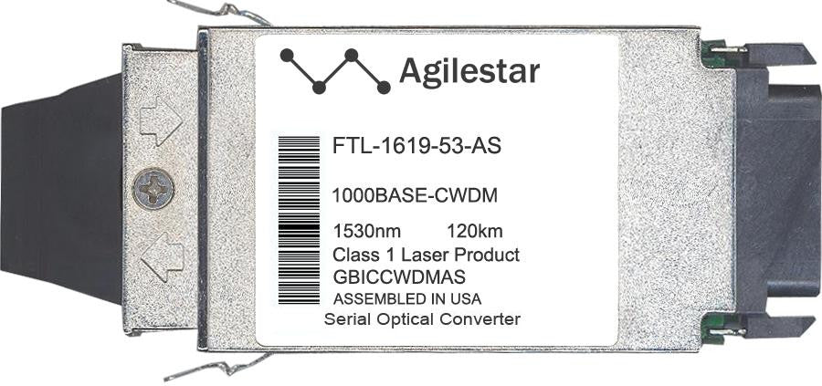 Finisar FTL-1619-53-AS (Agilestar Original) GBIC Transceiver Module