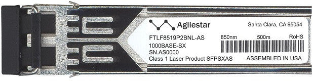Finisar FTLF8519P2BNL-AS (Agilestar Original) SFP Transceiver Module