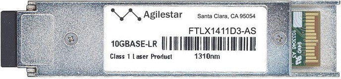 Finisar FTLX1411D3-AS (Agilestar Original) XFP Transceiver Module
