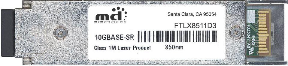 Finisar FTLX8511D3 (100% Finisar Compatible) XFP Transceiver Module