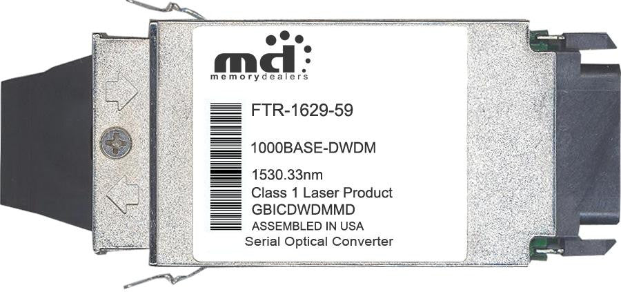 Finisar FTR-1629-59 (100% Finisar Compatible) GBIC Transceiver Module