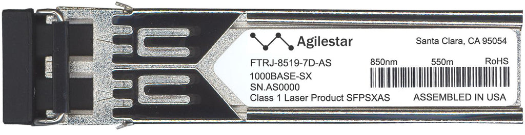 Finisar FTRJ-8519-7D-AS (Agilestar Original) SFP Transceiver Module