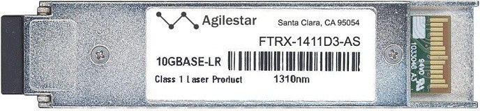 Finisar FTRX-1411D3-AS (Agilestar Original) XFP Transceiver Module