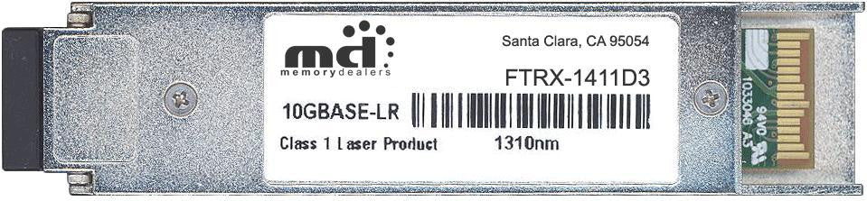 Finisar FTRX-1411D3 (100% Finisar Compatible) XFP Transceiver Module