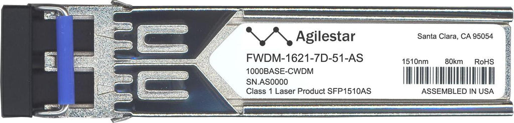 Finisar FWDM-1621-7D-51-AS (Agilestar Original) SFP Transceiver Module