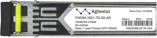 Finisar FWDM-1621-7D-55-AS (Agilestar Original) SFP Transceiver Module