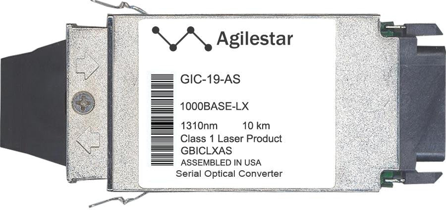 RiverStone Networks GIC-19-AS (Agilestar Original) GBIC Transceiver Module