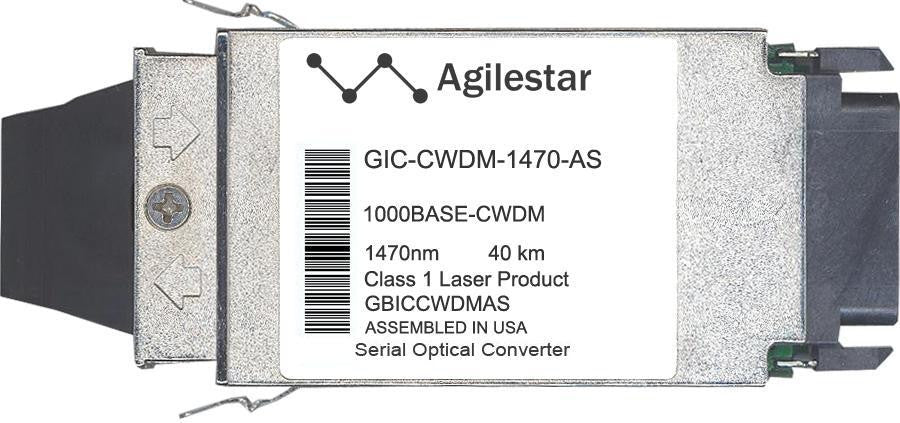 RiverStone Networks GIC-CWDM-1470-AS (Agilestar Original) GBIC Transceiver Module