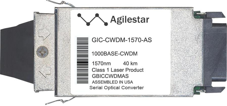 RiverStone Networks GIC-CWDM-1570-AS (Agilestar Original) GBIC Transceiver Module