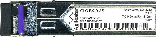 Cisco SFP Transceivers GLC-BX-D-AS (Agilestar Original) (10km) SFP Transceiver Module