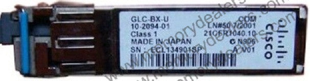 Cisco SFP Transceivers GLC-BX-U (Cisco Original) SFP Transceiver Module