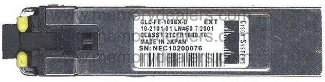 Cisco SFP Transceivers GLC-FE-100BX-D (Cisco Original) SFP Transceiver Module