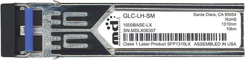 Cisco SFP Transceivers GLC-LH-SM (100% Cisco Compatible) SFP Transceiver Module