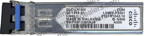 Cisco SFP Transceivers GLC-LH-SM (Cisco Original) SFP Transceiver Module