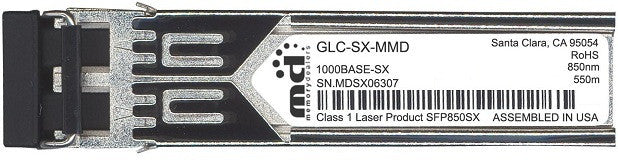 Cisco SFP Transceivers GLC-SX-MMD (100% Cisco Compatible) SFP Transceiver Module