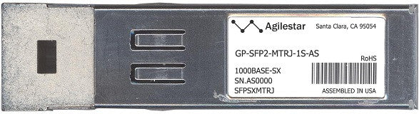 Force10 GP-SFP2-MTRJ-1S-AS (Agilestar Original) SFP Transceiver Module