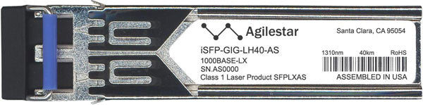 Alcatel SFP Transceivers iSFP-GIG-LH40-AS (Agilestar Original) SFP Transceiver Module